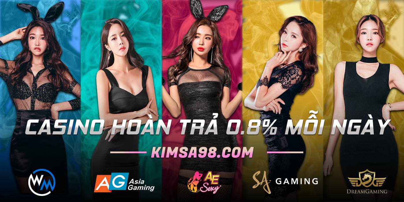 Giới Thiệu Nhà Cái Casino Kimsa Uy Tín Nhất Việt Nam
